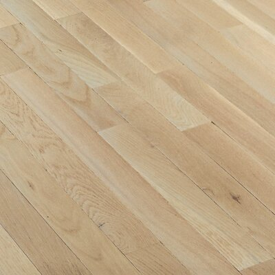Bruce Flooring SAMPLE - Fulton™ Strip Solid White Oak in Winter White