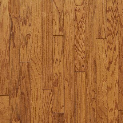 "Bruce Flooring Turlington 5"" Engineered Oak Flooring in Butterscotch"