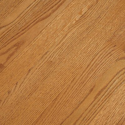 "Bruce Flooring Fulton Strip 2-1/4"" Solid Red Oak Flooring in Butterscotch"