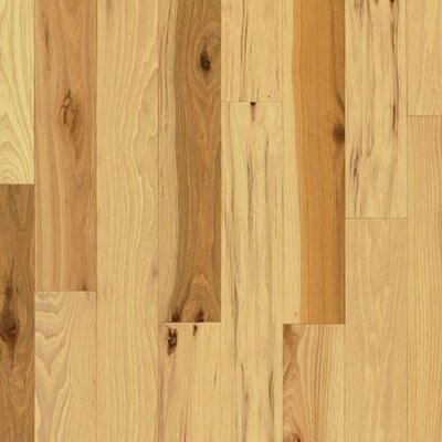 "Bruce Flooring American Treasures Wide Plank 5"" Solid Hickory Flooring in Country Natural"