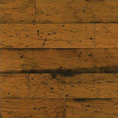 "Bruce Flooring American Originals Lock and Fold 5"" Engineered Hickory Flooring in Sunset Sand"
