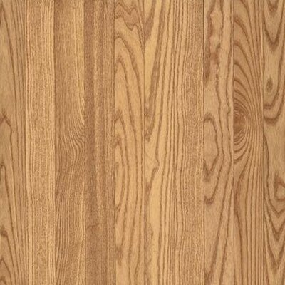 "Bruce Flooring Dundee Wide Plank 5"" Solid Red Oak Flooring in Natural"