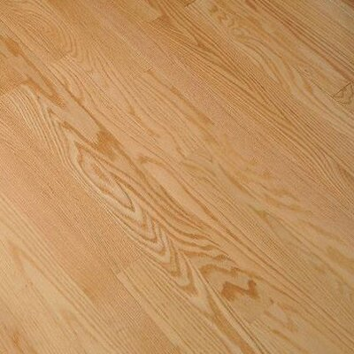 Bruce Flooring Sterling Prestige Plank 3-1/4 Solid Red Oak Flooring in Natural