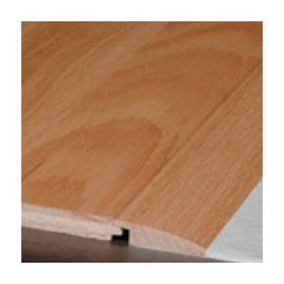"Bruce Flooring 0.5"" x 2"" Red Oak Reducer in Unfinished"