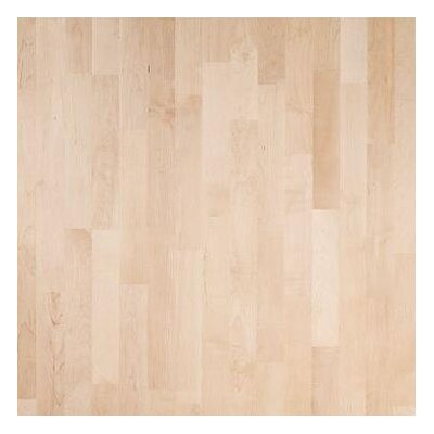 "Bruce Flooring 0.81"" x 2.88"" Maple Stair Nose Floating in Maple Natural, Country Maple"