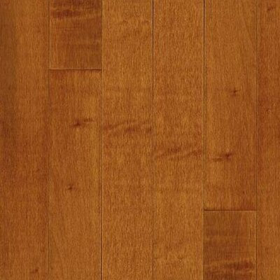 "Bruce Flooring Kennedale Prestige Wide Plank 4"" Solid Maple Flooring in Cinnamon"