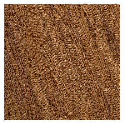 "Bruce Flooring Sterling Strip 2-1/4"" Solid Red/White Oak Flooring in Gunstock"