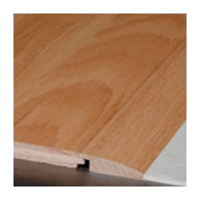 "Bruce Flooring 0.75"" x 2.25"" White Oak Reducer in Cabernet Large"
