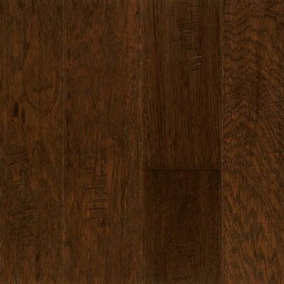 "Bruce Flooring Legacy Manor 5"" Engineered Hickory Flooring in Tortoise Shell"