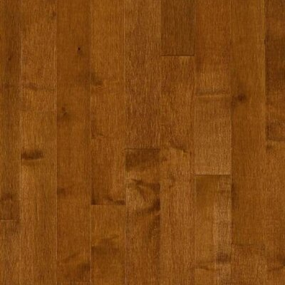 "Bruce Flooring Kennedale Prestige Wide Plank 4"" Solid Maple Flooring in Sumatra"