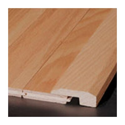 "Bruce Flooring 0.62"" x 2"" Hickory Threshold in Natural Pecan"