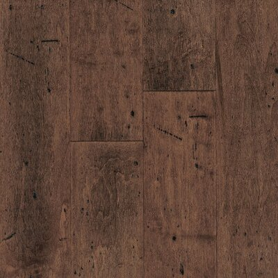 "Bruce Flooring American Originals 5"" Engineered Maple Flooring in Liberty Brown"