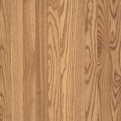 """Bruce Flooring Dundee Plank 3-1/4"""" Solid Red Oak Flooring in Natural"""