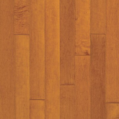 "Bruce Flooring Turlington American Exotics 3"" Engineered Maple Flooring in Cinnamon"