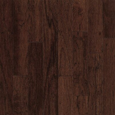 "Bruce Flooring Turlington American Exotics 3"" Engineered Hickory Flooring in Molasses"