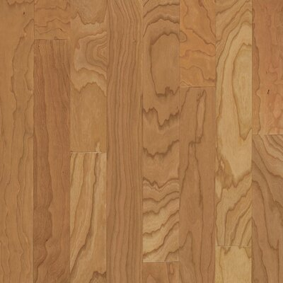 "Bruce Flooring Turlington American Exotics 5"" Engineered Cherry Flooring in Natural"
