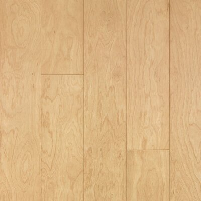 "Bruce Flooring Turlington American Exotics 3"" Engineered Birch Flooring in Natural"