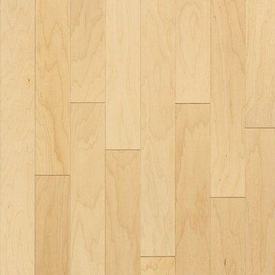 "Bruce Flooring Turlington 5"" Engineered Maple Flooring in Natural"