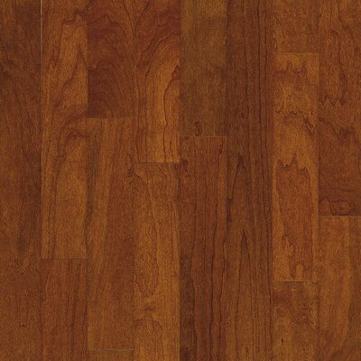 "Bruce Flooring Turlington 5"" Engineered Cherry Flooring in Bronze"