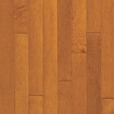 "Bruce Flooring Turlington 5"" Engineered Maple Flooring in Russet / Cinnamon"