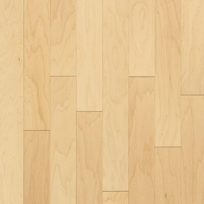 "Bruce Flooring Turlington American Exotics 5"" Engineered Maple Flooring in Natural"