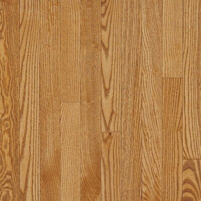 "Bruce Flooring Westchester 3-1/4"" Solid Oak Flooring in Spice"