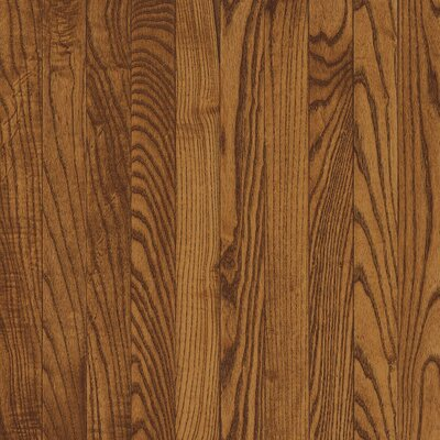 "Bruce Flooring Westchester Strip 2-1/4"" Solid White Oak Flooring in Fawn"