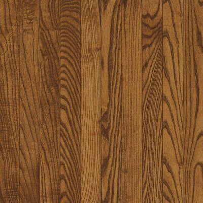 "Bruce Flooring Dundee Plank 3-1/4"" Solid White Oak Flooring in Fawn"