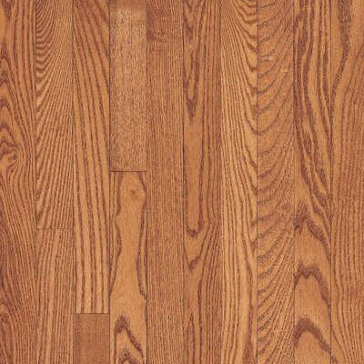 "Bruce Flooring Eddington Plank 3-1/4"" Solid Ash Flooring in Butterscotch"