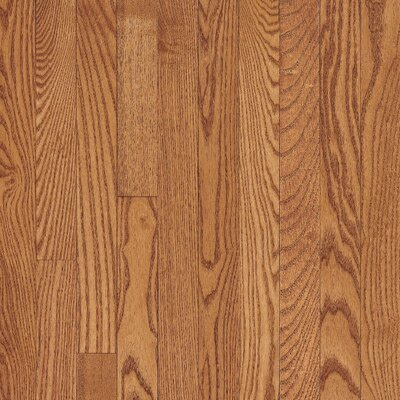 "Bruce Flooring Eddington Strip 2-1/4"" Solid Ash Flooring in Butterscotch"