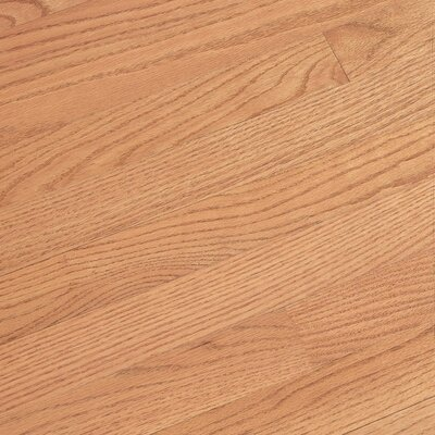 "Bruce Flooring Natural Reflections 2-1/4"" Solid Red Oak Flooring in Prairie"