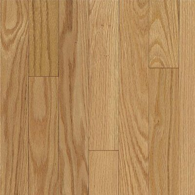 Robbins SAMPLE - Ascot Plank Solid Red Oak in Natural