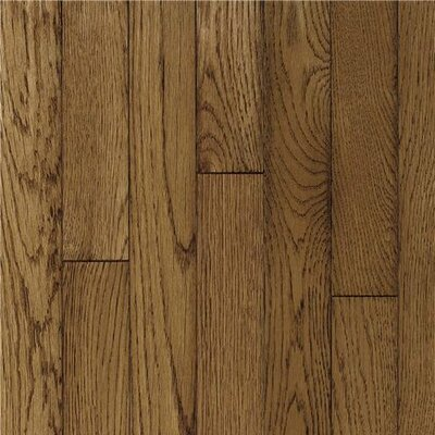 Robbins SAMPLE - Ascot Strip Solid Oak in Sable