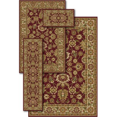 Central Oriental Gallery Esari Rug (Set of 4)