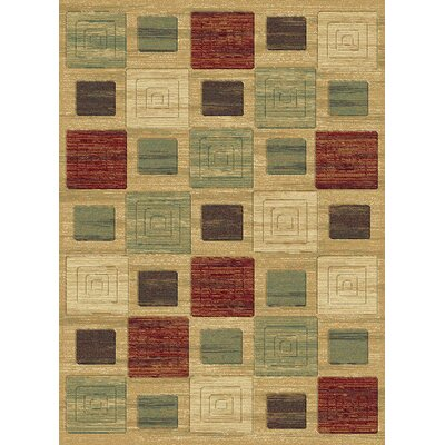 Central Oriental Shadows Harrison Multi Rug