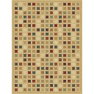 Shadows Jameson Multi/Wheat Rug