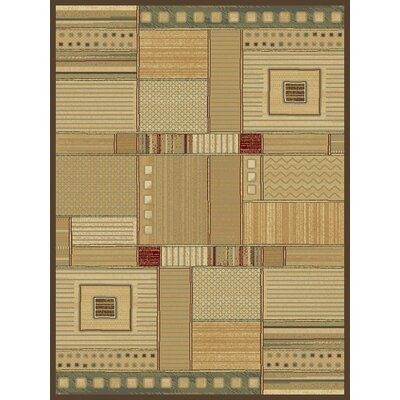 Shadows Pioneer Tan Rug