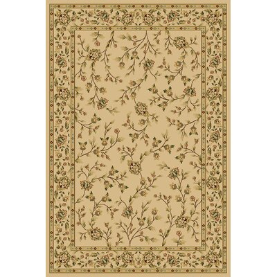 Central Oriental Interlude Kendall Ivory Rug