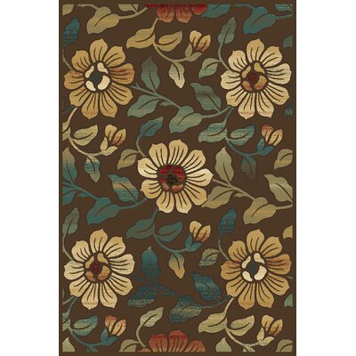 Central Oriental Paige Brown Gwenyth Rug