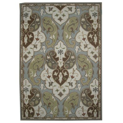 Barcelona Indoor-Outdoor Hoja Rug