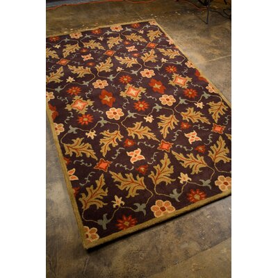Jaipur Rugs Passages Coffee/Bronze Green Rug