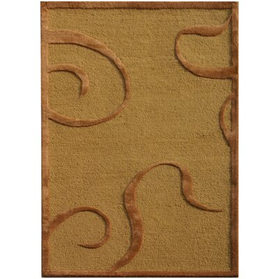 Jaipur Rugs Midtown Dark Amber Gold Rug