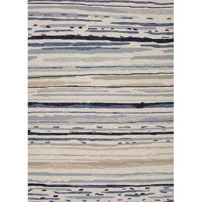 Jaipur Rugs Colours I-O Gray Abstract Indoor/Outdoor Rug