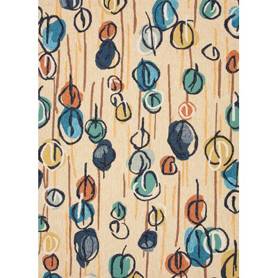 Jaipur Rugs Colours I-O White Abstract Indoor/Outdoor Rug