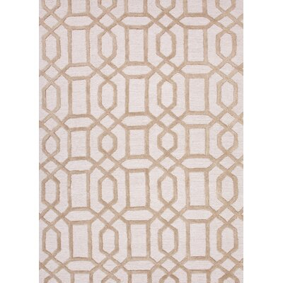 Jaipur Rugs City Gray Geometric Rug