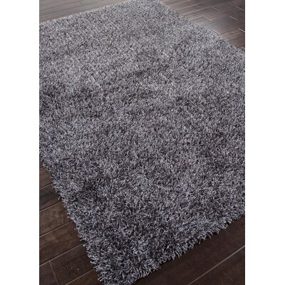 Jaipur Rugs Flux Gray/Black Solid Rug