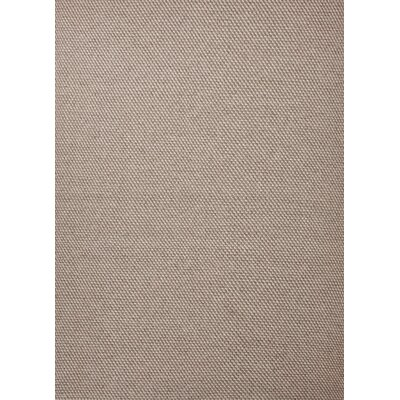 Highlanders Oyster Gray/Black Solid Rug