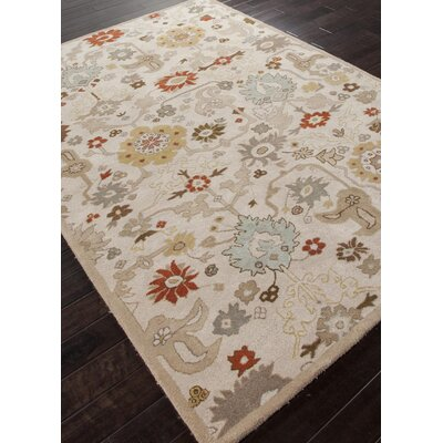 Jaipur Rugs Narratives Antique White/Linen Floral Rug