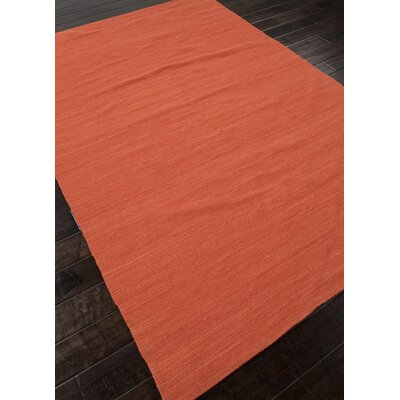 Jaipur Rugs Nuance Red/Orange Solid Rug
