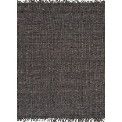 Rugged Deep Blue Solid Rug